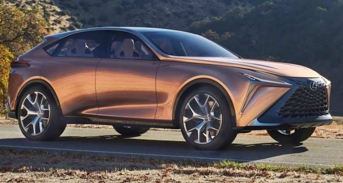83 Gallery Of 2020 Lexus Rx 350 F Sport Suv Ratings With 2020 Lexus