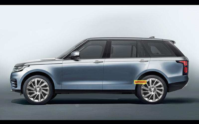 83 Gallery of 2020 Range Rover Sport History with 2020 Range Rover Sport