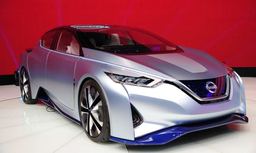 83 Gallery of Nissan 2020 Leaf Range Redesign and Concept with Nissan 2020 Leaf Range