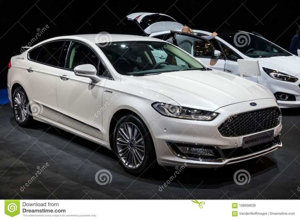83 Great 2020 Ford Mondeo Vignale Images with 2020 Ford Mondeo Vignale