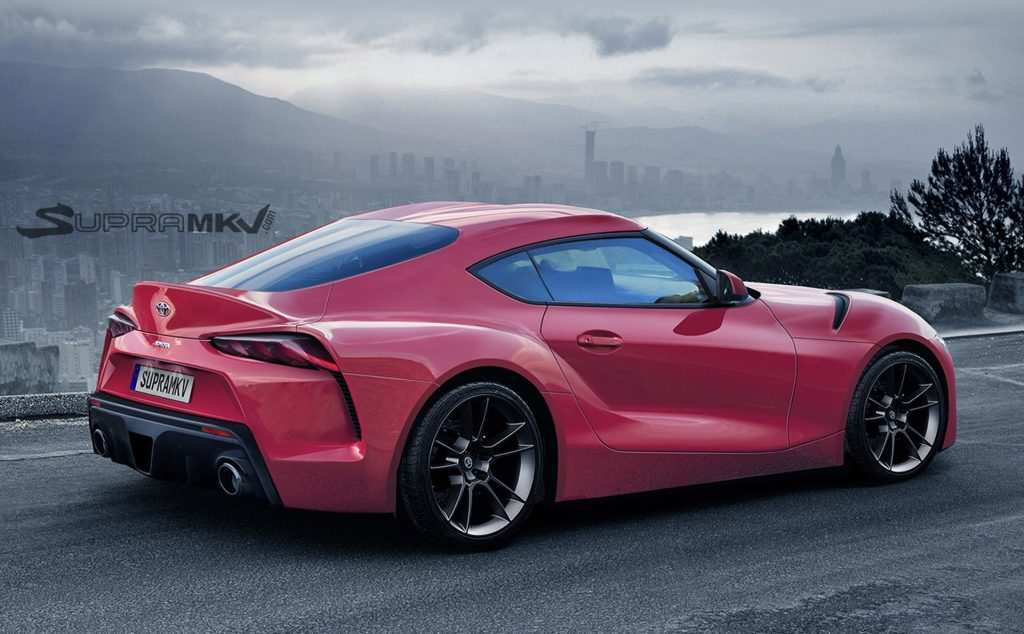 83 Great 2020 Toyota Supra Exterior Style by 2020 Toyota Supra Exterior