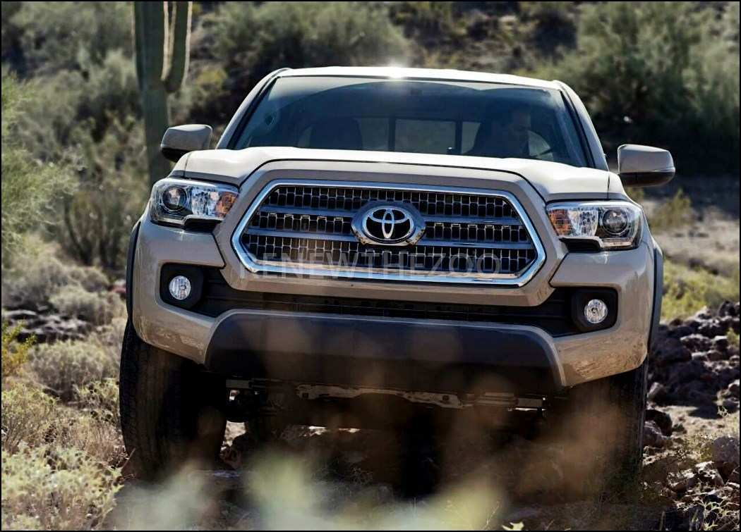 83 Great Toyota Tacoma 2020 Exterior Date Prices for Toyota Tacoma 2020 Exterior Date