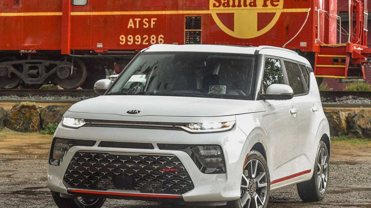 83 New 2020 Kia Soul Spesification for 2020 Kia Soul