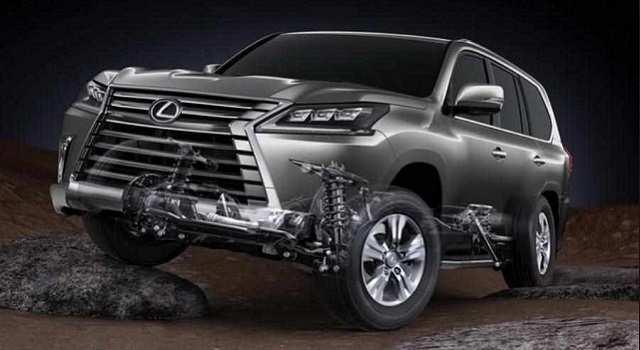83 New 2020 Lexus LX 570 New Concept by 2020 Lexus LX 570