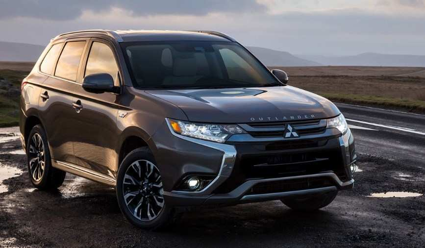 83 New 2020 Mitsubishi Outlander History with 2020 Mitsubishi Outlander