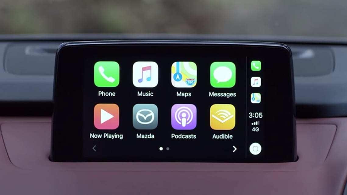 83 New Mazda 2020 Apple Carplay Configurations for Mazda 2020 Apple Carplay
