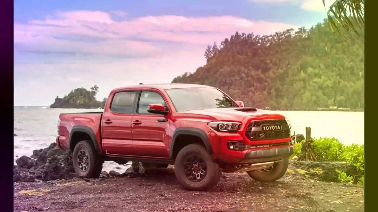 83 New Toyota Tacoma 2020 Exterior Date Spy Shoot for Toyota Tacoma 2020 Exterior Date
