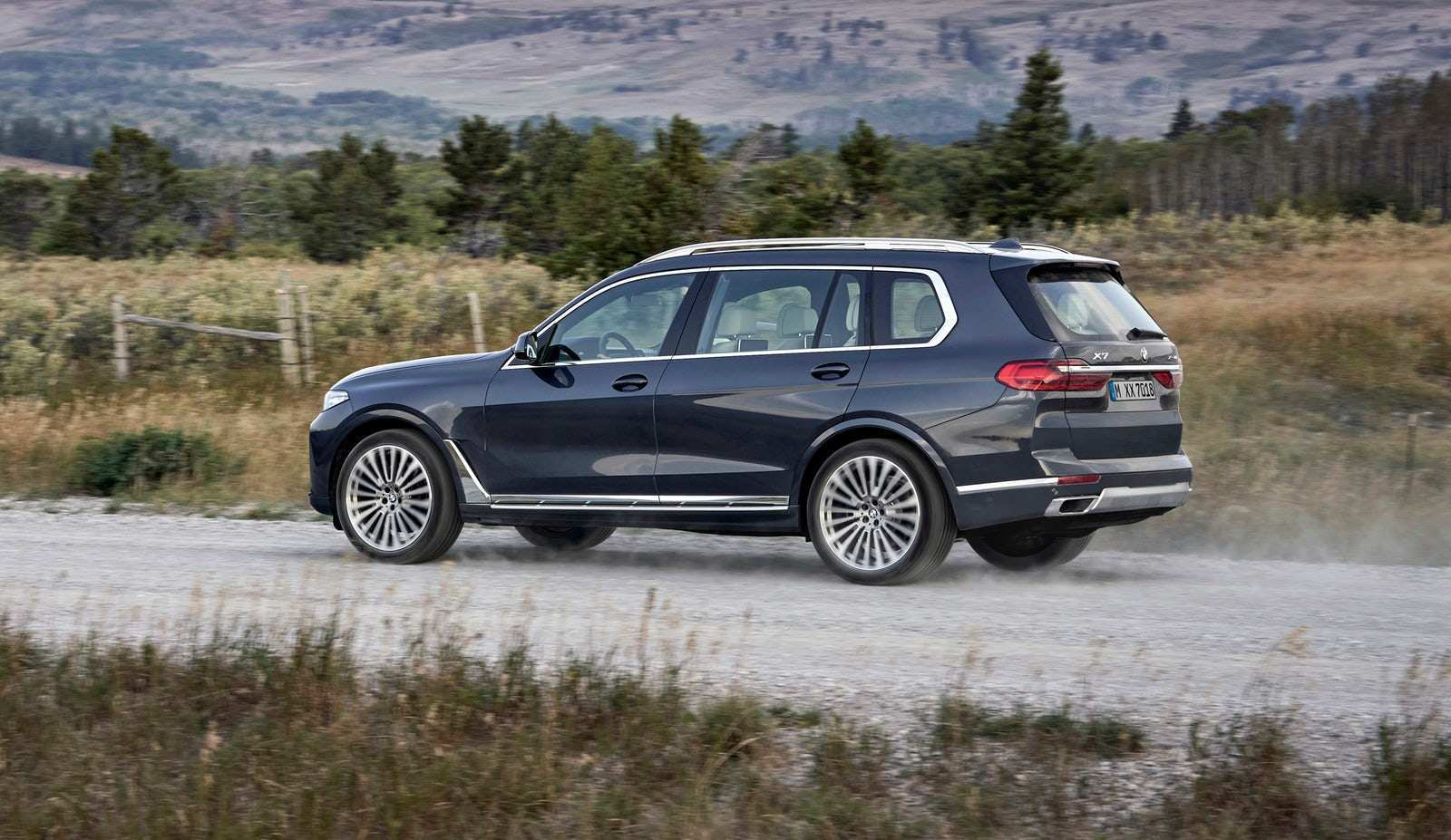 83 The 2020 BMW X7 Exterior and Interior by 2020 BMW X7
