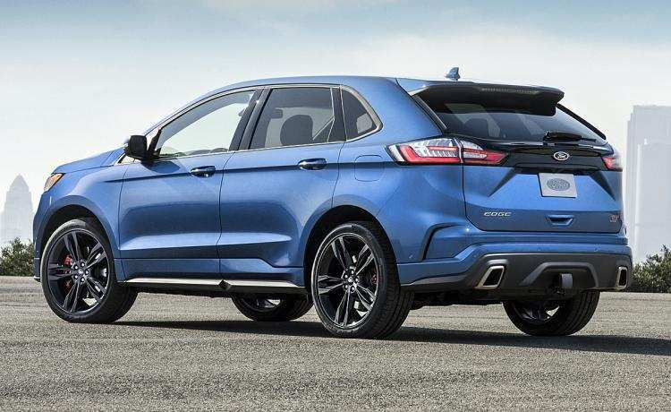 83 The 2020 Ford Edge Redesign and Concept with 2020 Ford Edge