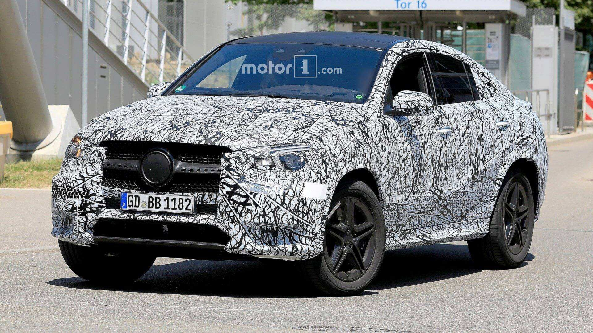 83 The 2020 Mercedes Gle Coupe First Drive for 2020 Mercedes Gle Coupe