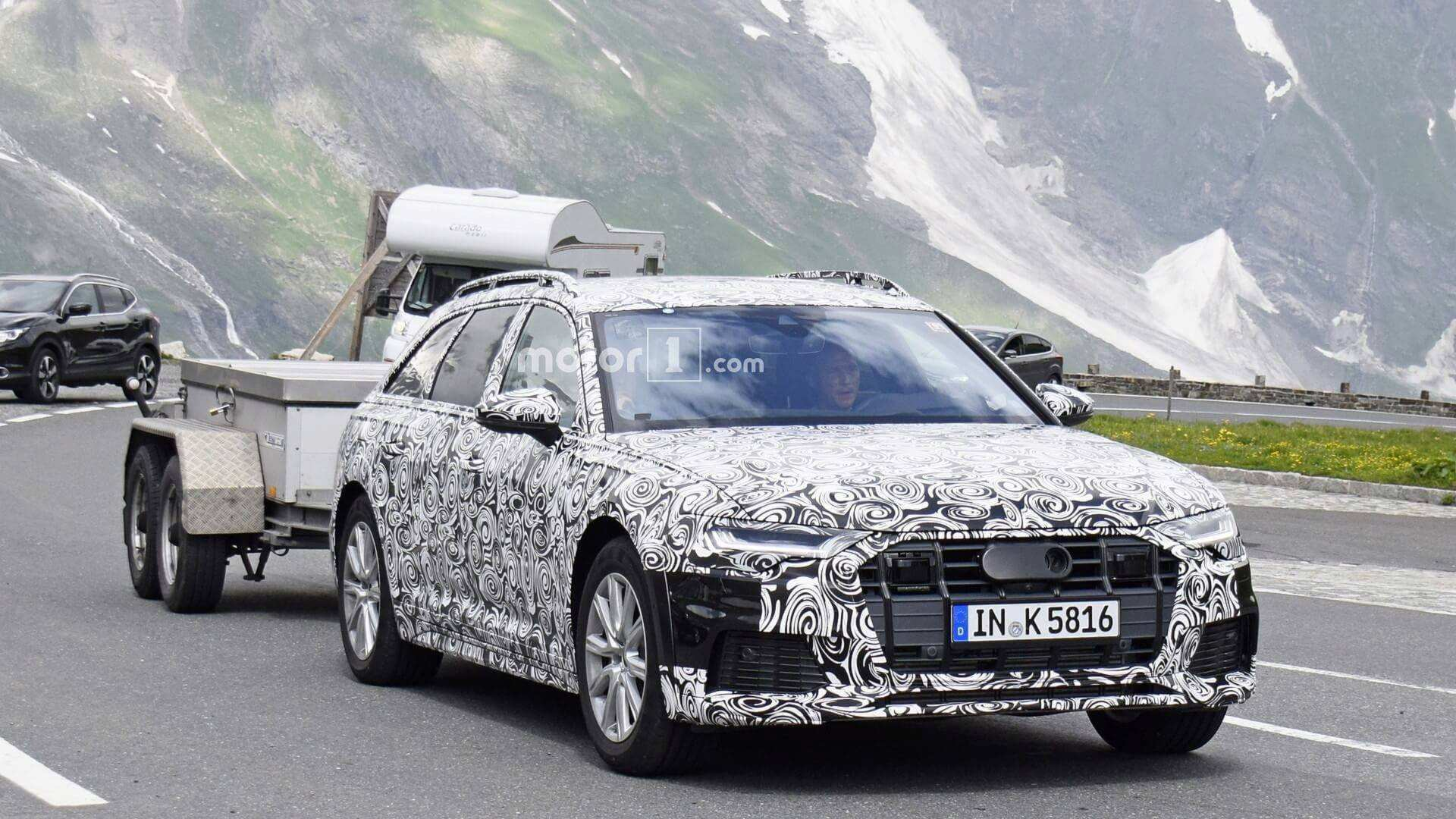 83 The 2020 The Audi A6 Ratings with 2020 The Audi A6