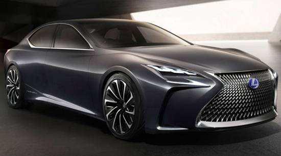 83 The Lexus 2020 Sport Speed Test with Lexus 2020 Sport