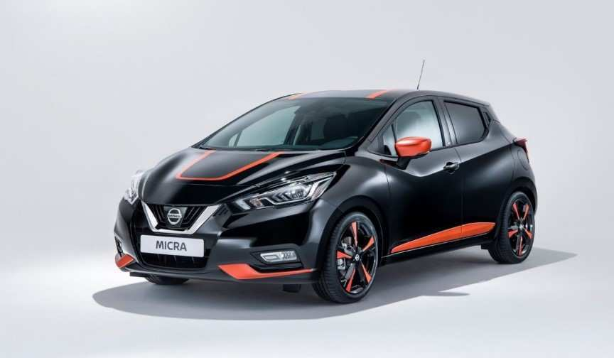 83 The Nissan Micra 2020 Overview with Nissan Micra 2020