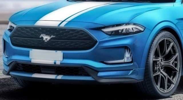84 All New 2020 Mustang Mach 1 Picture for 2020 Mustang Mach 1