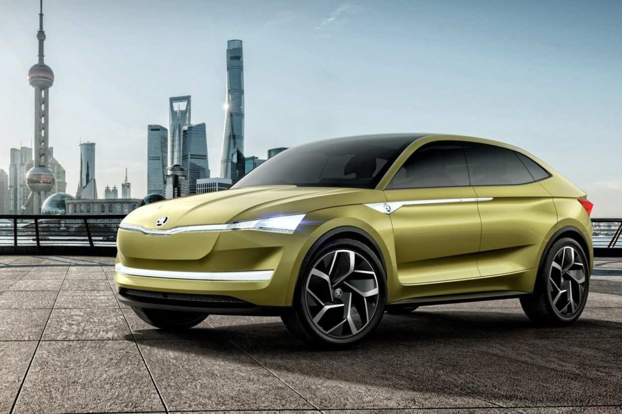 84 All New 2020 Skoda Snowman Full Preview New Concept with 2020 Skoda Snowman Full Preview