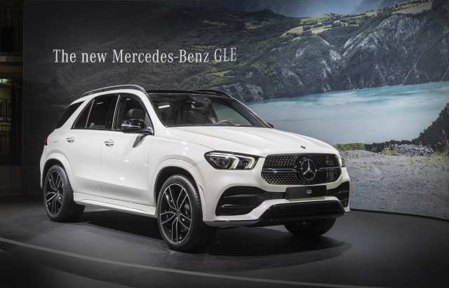 84 All New Mercedes Gle 2020 Hybrid New Concept by Mercedes Gle 2020 Hybrid
