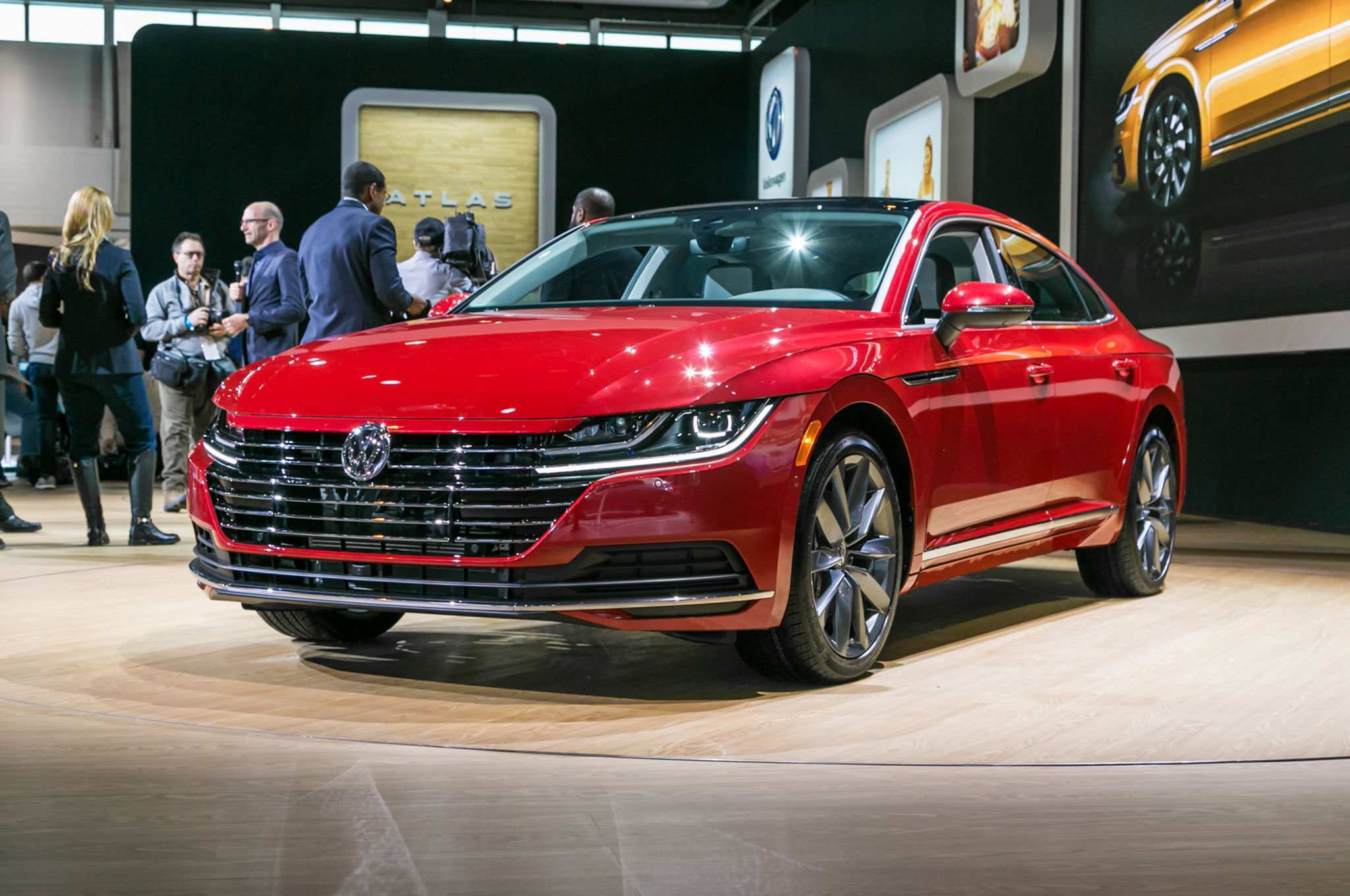 84 All New VW 2020 Arteon Concept for VW 2020 Arteon