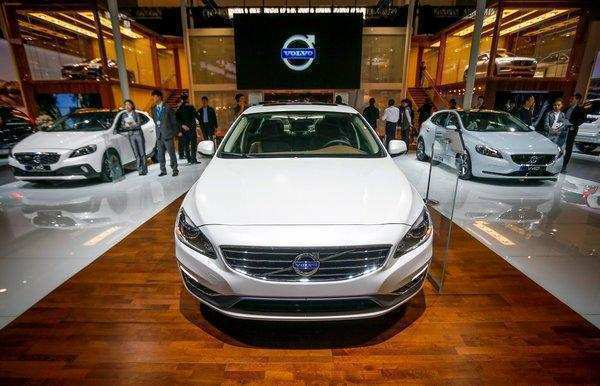 84 All New Volvo To Go Electric By 2020 Performance for Volvo To Go Electric By 2020