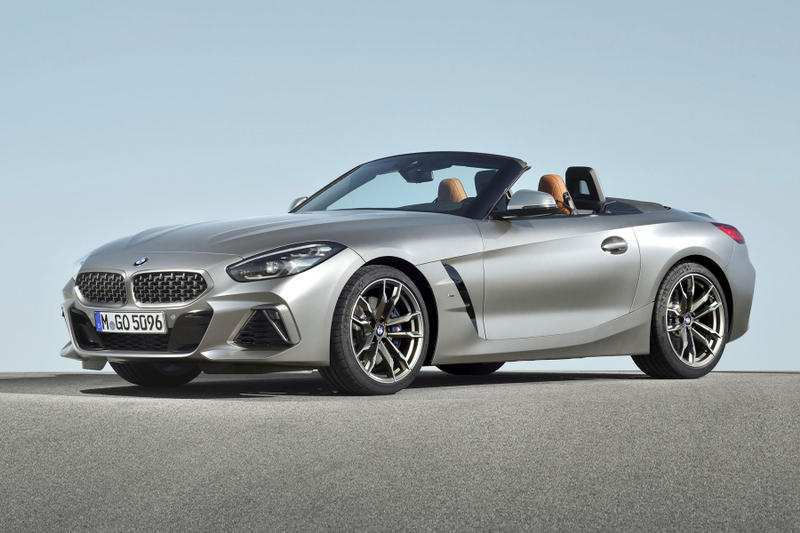 84 Best Review 2020 BMW Z4 Spy Shoot with 2020 BMW Z4