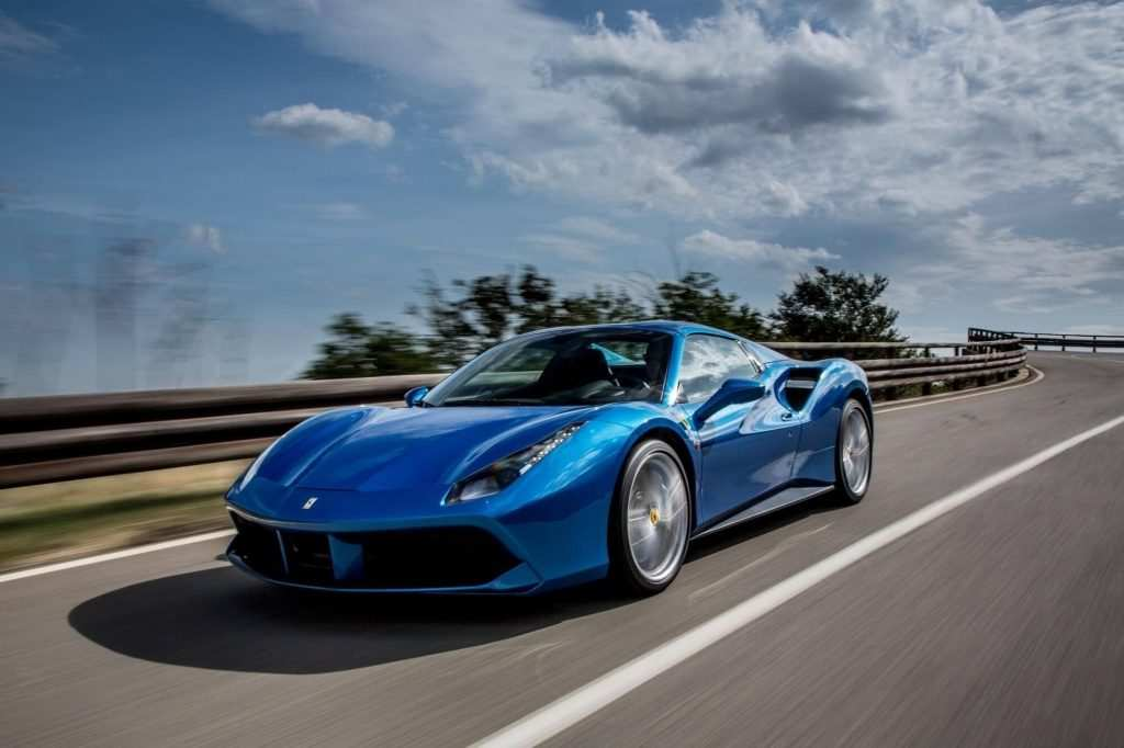 84 Best Review 2020 Ferrari 488 Spider Exterior Interior for 2020 Ferrari 488 Spider Exterior