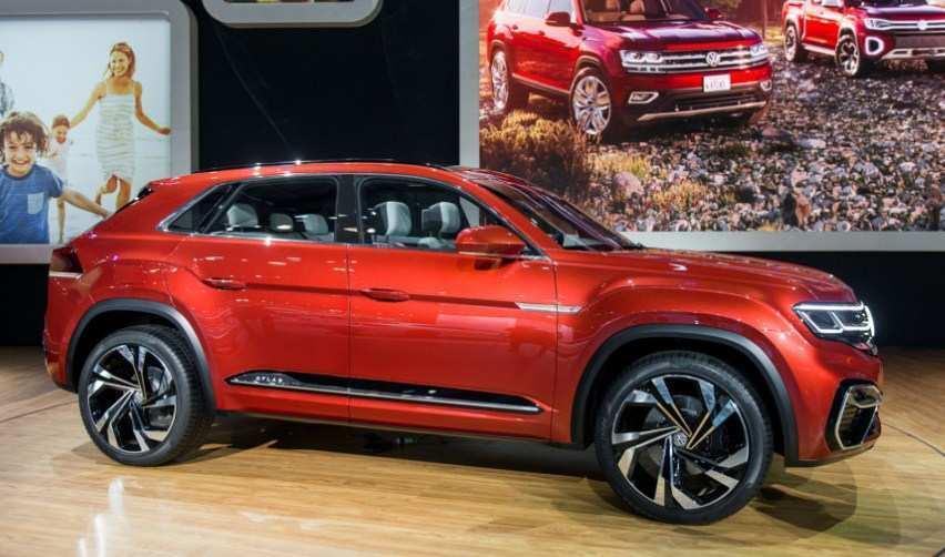 84 Best Review Volkswagen Atlas 2020 Redesign and Concept for Volkswagen Atlas 2020