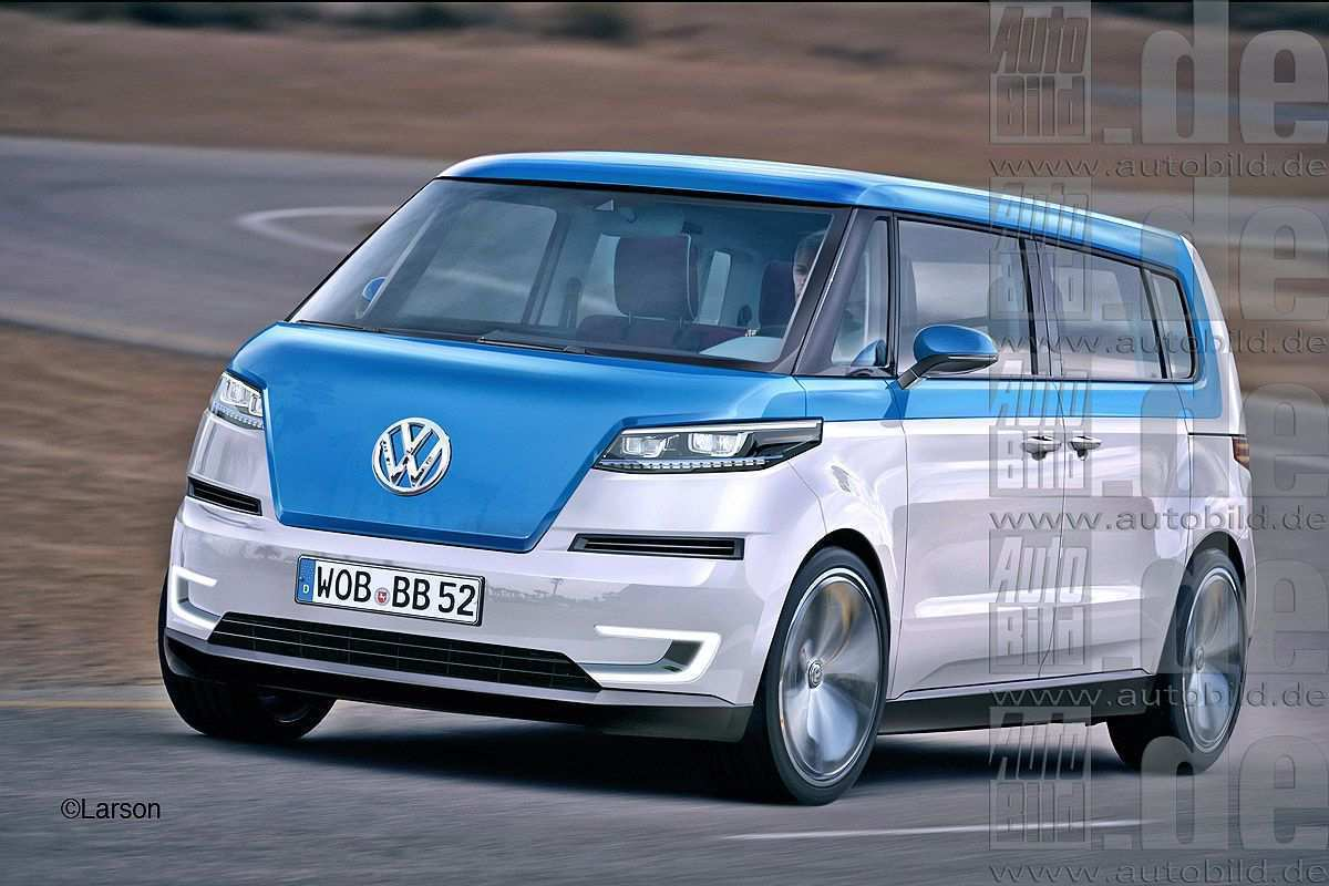 84 Concept of 2020 VW Bulli 2018 Exterior and Interior by 2020 VW Bulli 2018