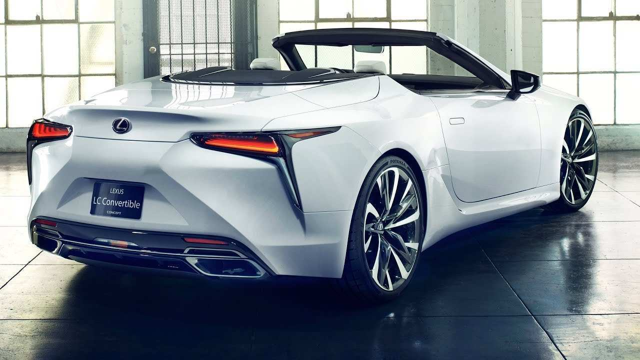 84 Concept of Lexus Lc 2020 Performance and New Engine by Lexus Lc 2020