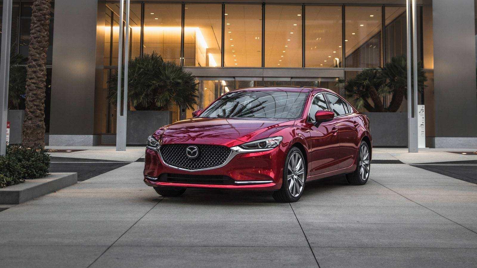 84 Concept of Mazda 6 2020 Hp Concept for Mazda 6 2020 Hp