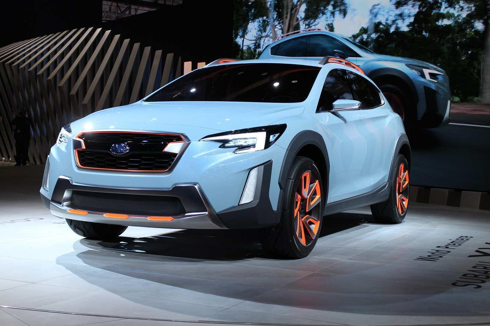 84 Concept of Subaru 2020 Xv Overview with Subaru 2020 Xv