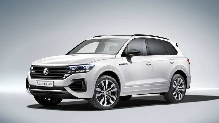 84 Concept of Volkswagen 2020 Touareg Exterior Redesign with Volkswagen 2020 Touareg Exterior
