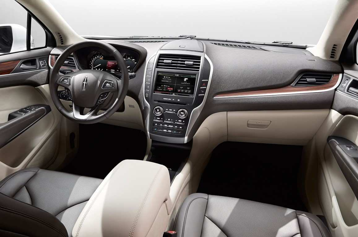 84 Gallery of 2020 Lincoln MKC Interior with 2020 Lincoln MKC