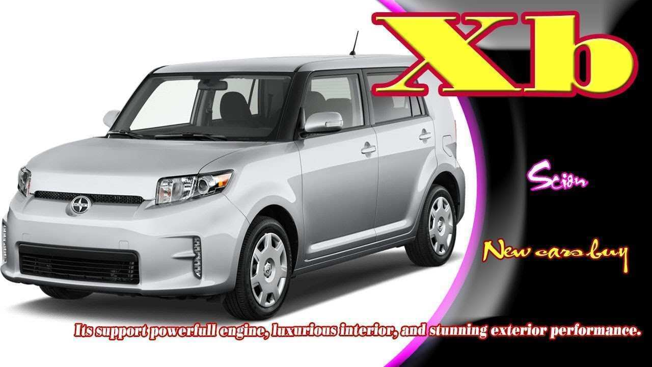 84 Gallery of 2020 Scion XB New Concept for 2020 Scion XB