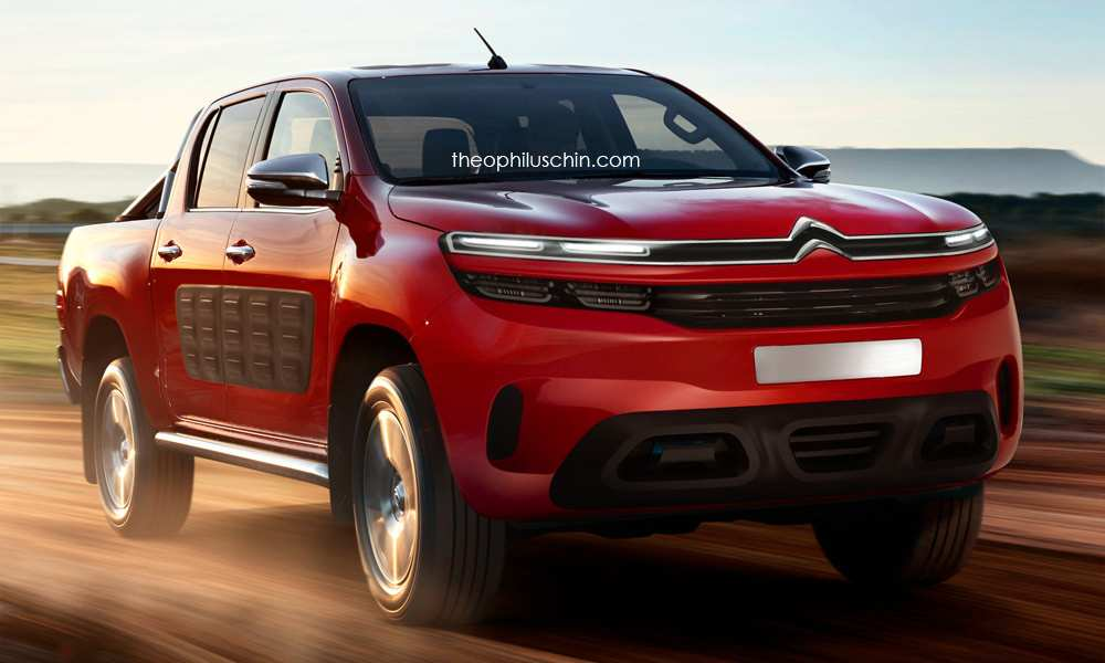 84 Gallery of Pick Up Toyota 2020 New Review with Pick Up Toyota 2020