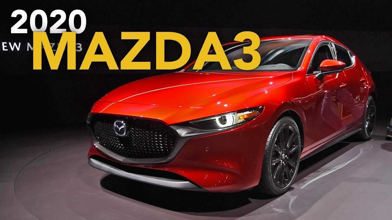 84 Great 2020 Mazda 3 Performance for 2020 Mazda 3