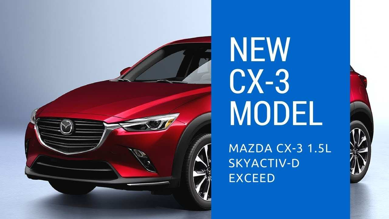 84 Great 2020 Mazda CX 3 Exterior for 2020 Mazda CX 3