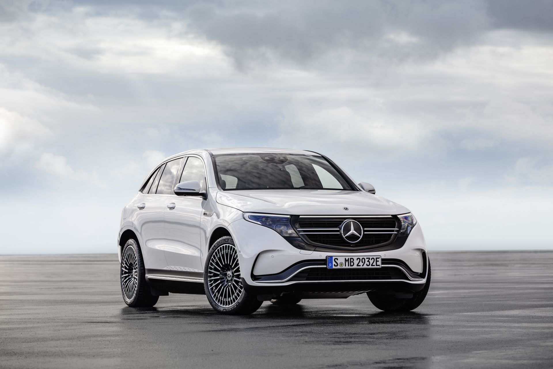 84 Great Mercedes Eqc 2020 Concept for Mercedes Eqc 2020