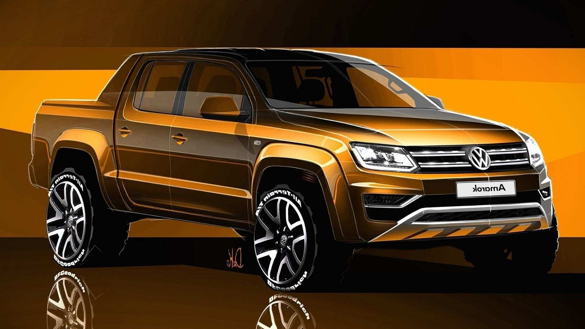 84 Great New Volkswagen Amarok 2020 Pricing with New Volkswagen Amarok 2020