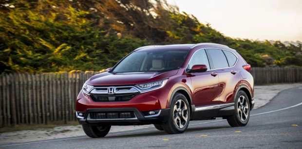 84 New 2020 Honda CR V New Concept by 2020 Honda CR V