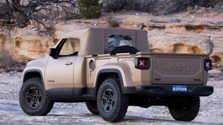 84 New 2020 Jeep Comanche Speed Test by 2020 Jeep Comanche