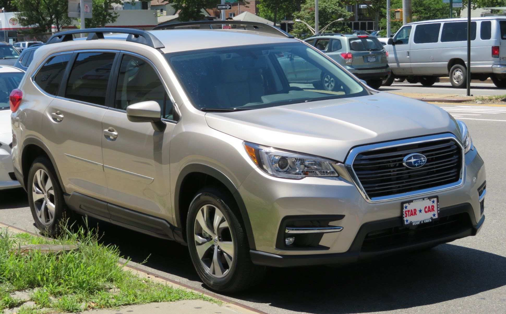 84 New 2020 Subaru Ascent Exterior Rumors for 2020 Subaru Ascent Exterior