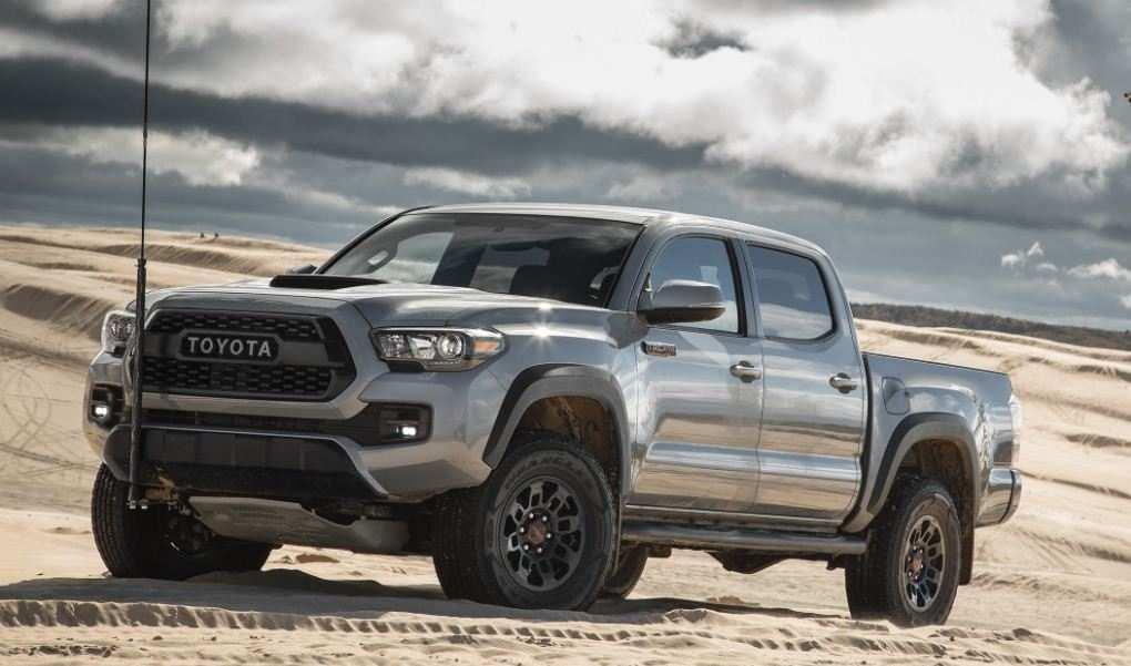 84 New 2020 Toyota Tacoma Review by 2020 Toyota Tacoma