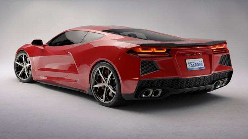 84 The 2020 Corvette Stingray Redesign and Concept by 2020 Corvette Stingray