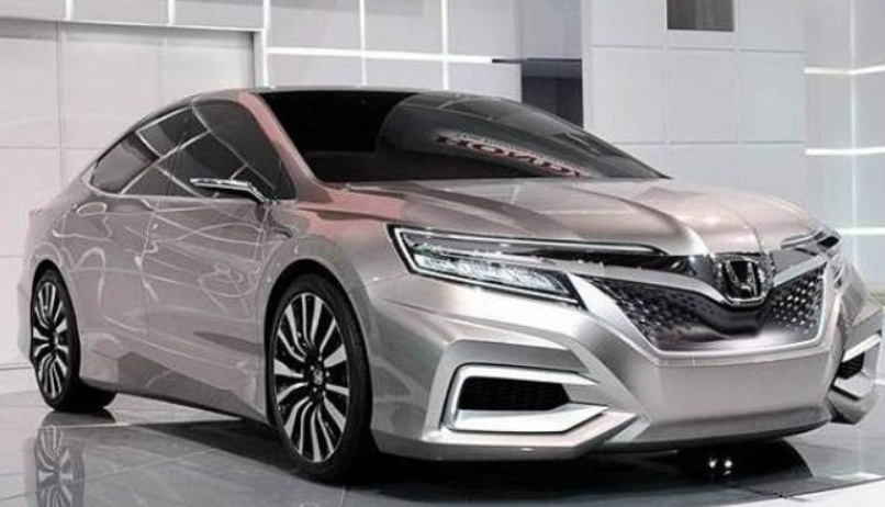 84 The 2020 Honda Accord Spy Shoot for 2020 Honda Accord