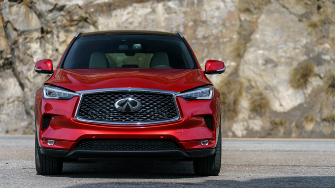 84 The 2020 Infiniti QX50 Performance for 2020 Infiniti QX50