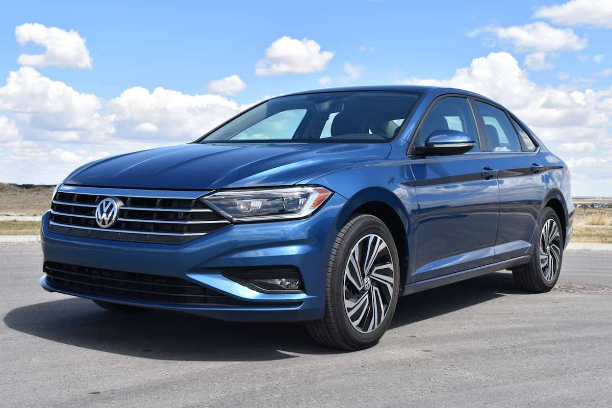 84 The 2020 VW Jetta Execline Speed Test with 2020 VW Jetta Execline