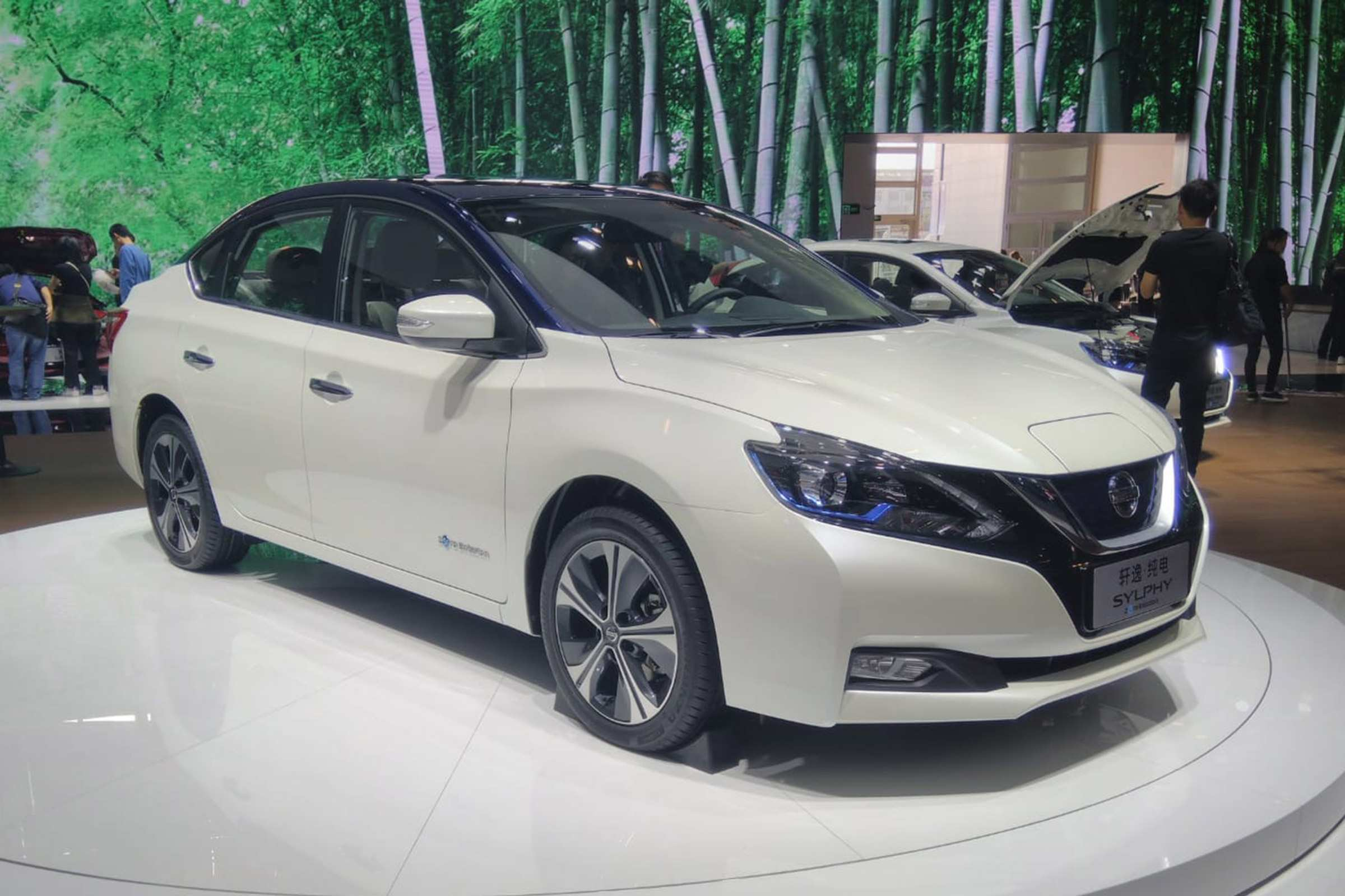84 The Nissan Sylphy 2020 Performance and New Engine with Nissan Sylphy 2020