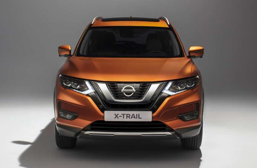 84 The Nissan X Trail 2020 Exterior Ratings for Nissan X Trail 2020 Exterior