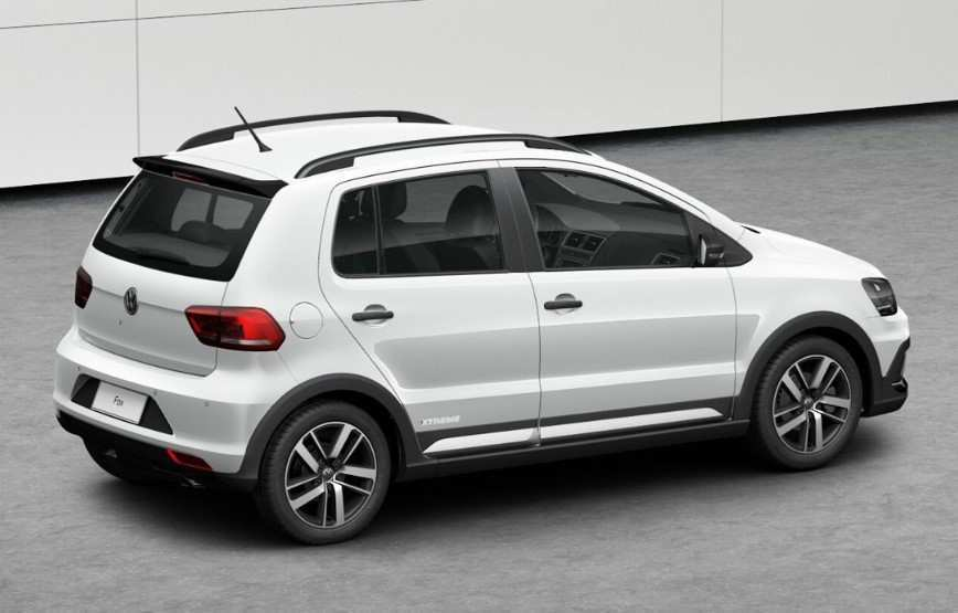 84 The Volkswagen Fox Extreme 2020 Redesign and Concept for Volkswagen Fox Extreme 2020