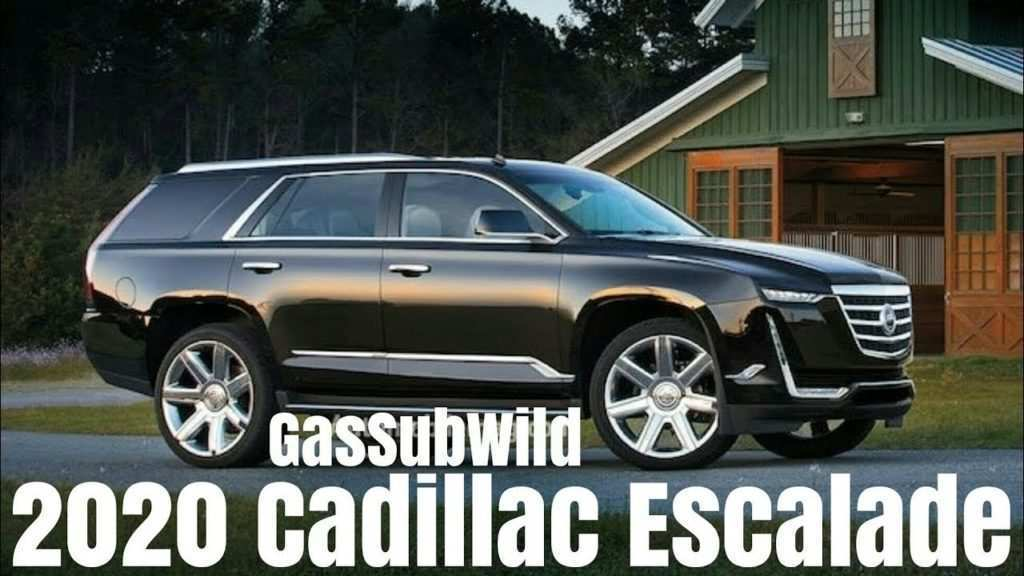 85 All New 2020 Cadillac Escalade Luxury Suv Images with 2020 Cadillac Escalade Luxury Suv