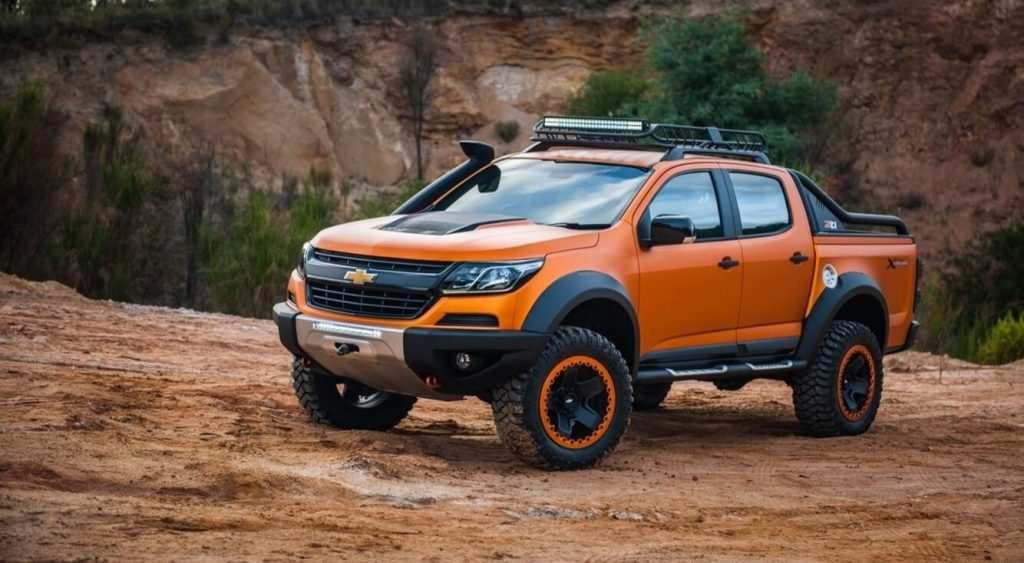 85 All New 2020 Chevrolet Colorado Z72 Model for 2020 Chevrolet Colorado Z72